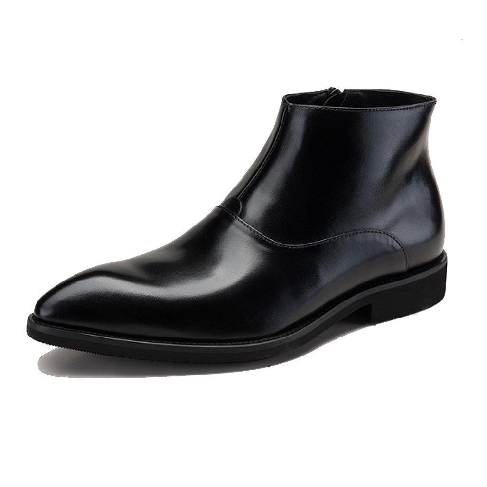 NIUMJ Herren British Fashion Geschäft Casual Atmungsaktive Outdoor-Stiefel