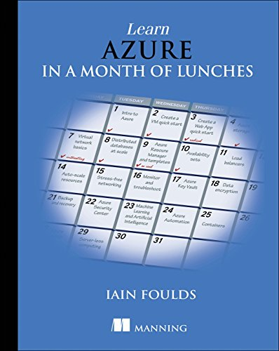 Learn Azure in a Month of Lunches by Manning Publications