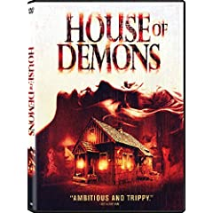 HOUSE OF DEMONS arrives on DVD and Digital February 6th from Sony Pictures