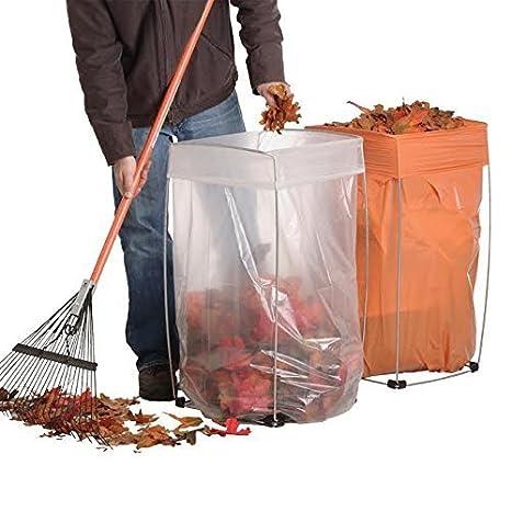 Small Wall Mount Trash Bag Holder Image