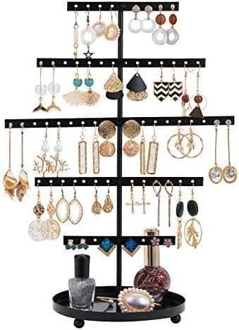 Jewelery stand Earrings holder Earrings display Earrings tree stand Earrings Stand Ring Tree Jewelery display