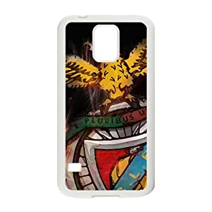 Unique bald eagle sign Cell Phone Case for Samsung Galaxy S5 by icecream design