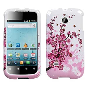 MYBAT AHWM865HPCIM025NP Slim and Stylish Protective Case for Huawei Ascend 2 - 1 Pack - Retail Packaging - Spring...