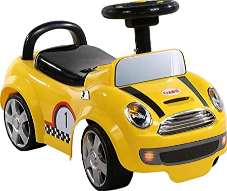 tirer Trotteur Porteur Baby Car Formula 536 Red Ride-On Activity Toy ARTI Jouets