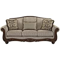 Signature Design by Ashley 5760338 Cecilyn Sofa, Cocoa
