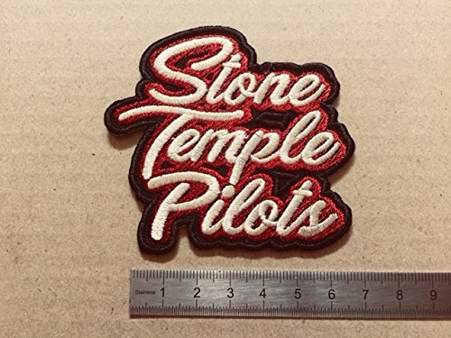 ECUSSON PATCHES AUFNAHER TOPPA - STONE TEMPLE PILOTS - THERMOCOLLANT