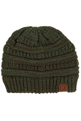 ScarvesMe CC Beanie Mix Color Two Tone Hat (13)
