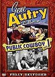 The Gene Autry Collection: Public Cowboy No. 1