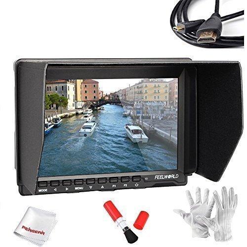 Feelworld FW759 Screen Camera Field Monitor 1280x800 IPS Screen (7 Inch)