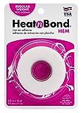 HeatnBond Hem Iron-On Adhesive, Regular Weight, 3/8 Inch x 10 Yards