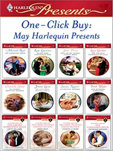 One-Click Buy: May Harlequin Presents