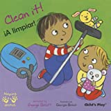 Clean It!/a Limpiar, , 1846435692