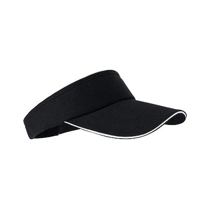 e507f9ea Baibang Cotton Empty Top Hat Without Top Hat Volunteer Activity Cap Sports  Outdoor Sun Hat,