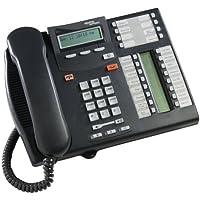 Nortel/Avaya Norstar T7316E Charcoal Enhanced Executive Phone (NT8B27) *NEW* Nortel