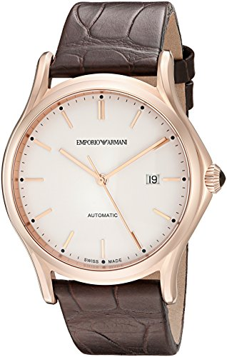 Emporio Armani Swiss Made Men's ARS3012 Automatic Display...