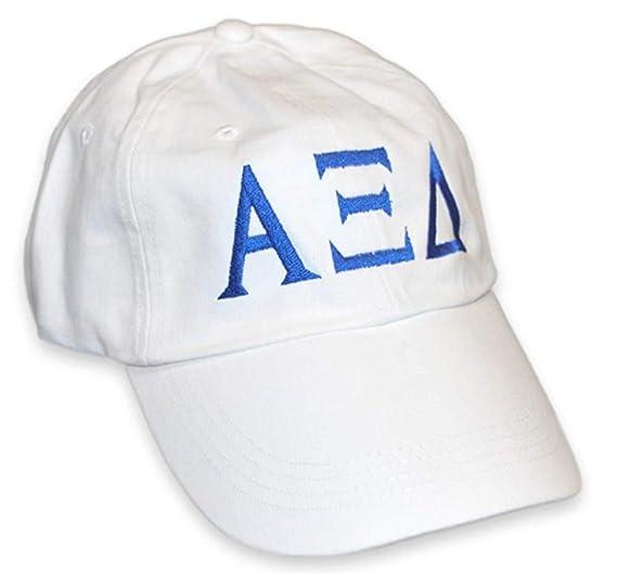 Greekgear Alpha Xi Delta Letter Hat