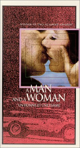 A Man and a Woman [VHS]