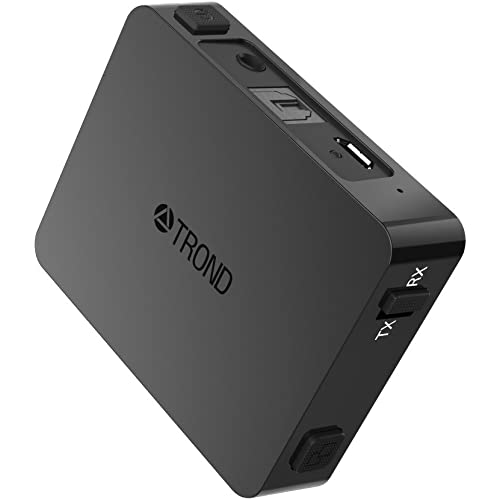 TROND TV Bluetooth V5.0 Transmitter and Receiver