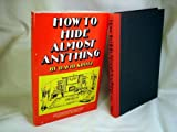 How to Hide Almost Anything, David Krotz, 0688028942