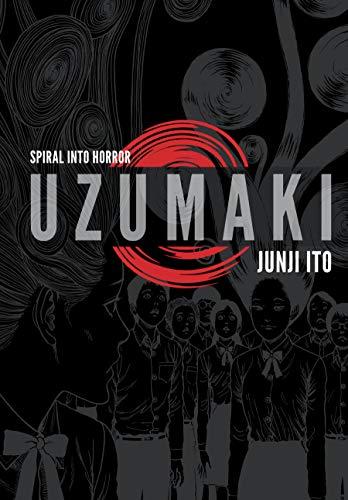 Uzumaki (3-in-1 Deluxe Edition): Includes vols. 1, 2 & 3 (Uzumaki (3-in-1, Deluxe Edition))