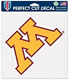 NCAA Minnesota Golden Gophers Perfect Cut Color Decal, 8 x 8-Inch
