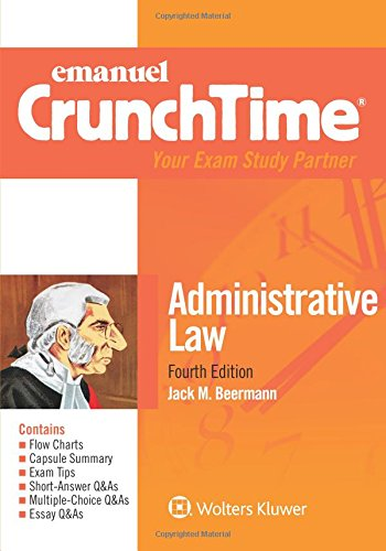 CrunchTime: Administrative Law