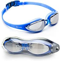 Olympia Nation Crystal Clear Comfortable Swimming Goggles...