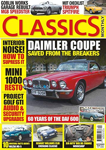 Large Product Image of Classics Monthly
