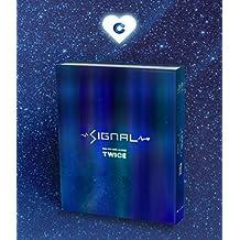 TWICE - SIGNAL (4th Mini Album) [C ver.] CD+Photobook+Photocard+Pre-order Benefits+Folded Poster