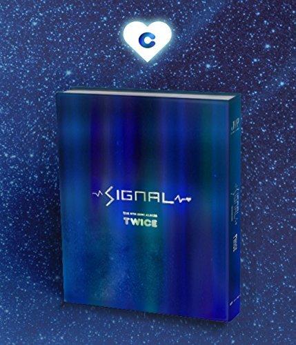 CD : TWICE - [Signal] 4th Mini Album C Ver. CD PhotoBook
