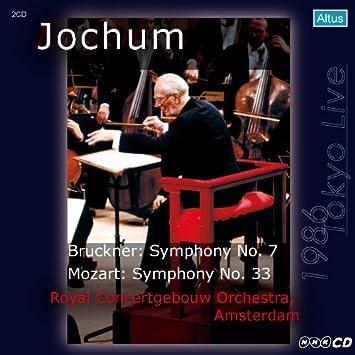 モーツァルト: 交響曲第33番、ブルックナー: 交響曲第7番 (Bruckner : Symphony No.7 & Mozart : Symphony No.33 / Johum & RCO) [2HQCD] [日本語解説付]