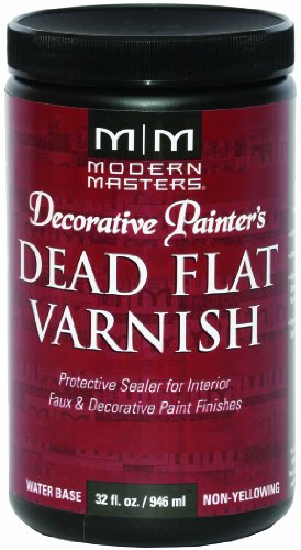 Modern Masters DP609-32 Dead Flat Varnish, ()