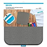 Nicapa Heat Press Mat for Cricut Easypress(12x12 inch) Cricket Craft Vinyl Ironing Insulation Transfer Heating Mats for Easypress 2: more info