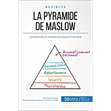 La pyramide de Maslow: Comprendre et classifier les besoins humains (Gestion & Marketing ( nouvelle édition ) t. 9) (French Edition)