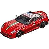 """Carrera - Coche Evolution 132 Ferrari 599XX Ferrari Racing Days """"No.4"""" (20027400E)"""