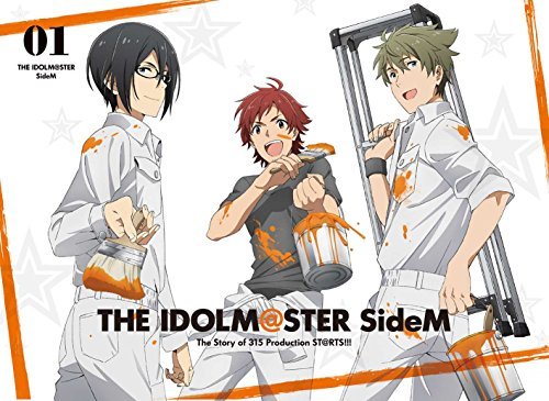 [Amazon. Co. JP Limited] Idol Master SideM 1 (Manufacturer's Special