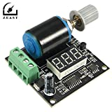 AMZVASO - Digital Adjustable Current Signal Generator Module Board Precision to 0.1mA frequency generator DC 12V 24V 4-20mA DIY Kit
