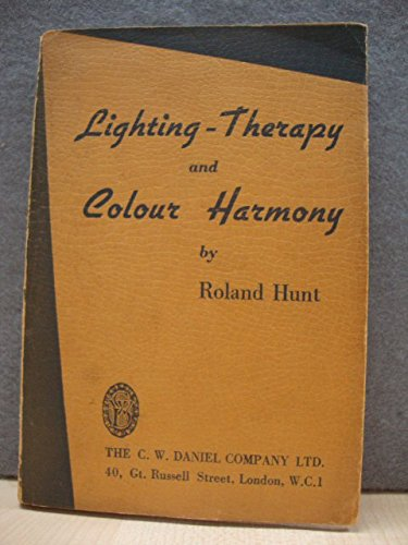 Lighting-therapy and Colour Harmony