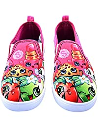 Girls Slip-on Canvas Shoes