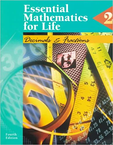 Decimals & Fractions (Essential Mathematics for Life): Mary S ...