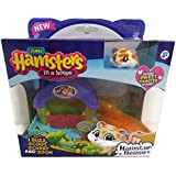 Hamsters in a House Little Playset - Nibbles