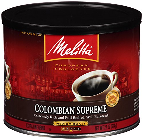 melitta coffee 100 columbian - 1