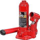 BIG RED T90213 Torin Hydraulic Welded Bottle Jack