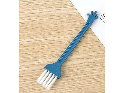 Annuor - Cepillo de limpieza multifunción para ordenador portátil, 5 piezas, para oficina en