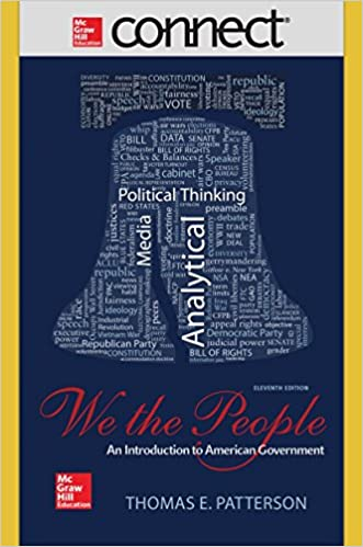 Connect access card for we the people thomas patterson connect access card for we the people 11th edition by thomas patterson fandeluxe Images