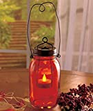 Lakeside Collection 1097012 Everlasting Candle Jar - Amber offers