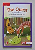 img - for The Quest (GR 1 - Benchmark 16 - Lexile 300) book / textbook / text book