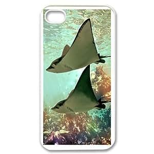 iPhone 4,4S Phone Case Pet fish H6G5549508 hjbrhga1544
