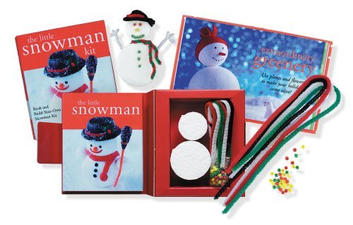 The Little Snowman Kit (Activity Kit, Holiday) by Ruth Cullen (August 01,2004)