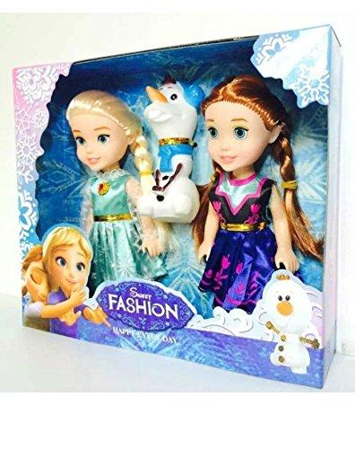 playset-frozen-princess-elsaannaolaf-7-doll-figures-3pcs-birthday-hot-gifts